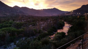 View of Kern River