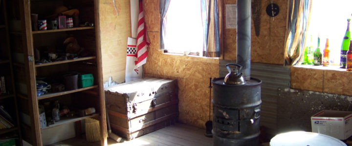 Explore the Minnietta cabin's mining history